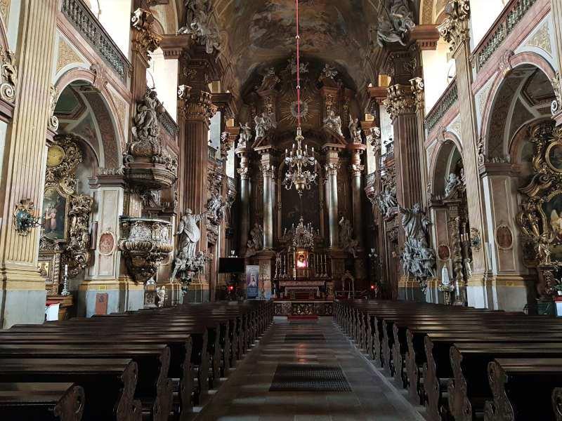kosciol uniwersytecki barokowy wroclaw